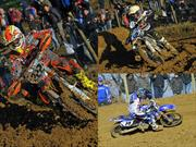 Motocross: Pirelli barre en la segunda ronda del Internationals of Italy