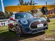 Mini Cooper 2019 en Chile, cambio de aire