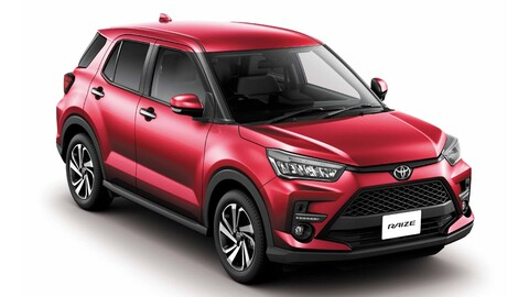 Toyota Raize: razones por las que sería un éxito en Colombia