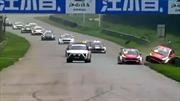 Peligro: sale a pista un-Safety Car