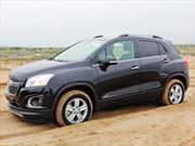 Chevrolet Tracker estrena en Chile versión especial Highway