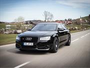 Audi S8 plus por ABT Sportsline, una limusina ultra-deportiva
