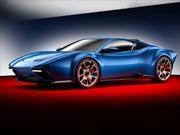 Un De Tomaso Pantera moderno con alma de Lamborghini