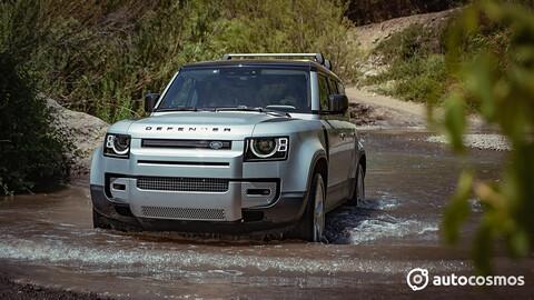 Probamos la Land Rover Defender 110 First Edition