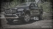 Mercedes-Benz Clase X, una pick up que pierde la luz de su estrella