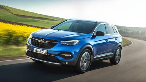 Opel amplía en Chile la gama del Grandland X