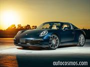 Prueba Porsche 911 Targa 4S en pista