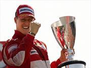 F1: Schumacher tendrá una curva con su nombre en Bahrein