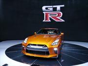 Nissan GT-R 2017 se presenta