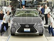Lexus inicia la producción del ES 350 en Estados Unidos