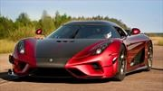 Koenigsegg Regera demuestra su gran poderío al romper el récord de 0-400-0 kmh