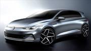 Volkswagen Golf 2020, del boceto al metal