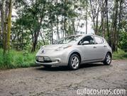 Probamos el Nissan LEAF 2015