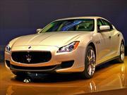 Maserati Quattroporte: La sexta generación llegó a Chile