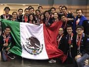 Equipos mexicanos califican al mundial de robótica FIRST 2017