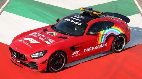 Mercedes-Benz rinde homenaje a Ferrari por sus 1.000 carreras en F1