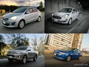 Los vehículos más vendidos en México durante 2018