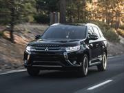 Mitsubishi Outlander PHEV logra récord de ventas en Europa