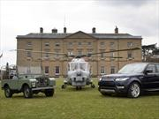Land Rover sopla 65 velitas