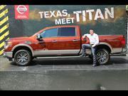 Nissan Titan XD 2016 dispone de 555 libras-pie de torque