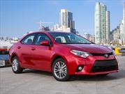 Toyota Corolla, el auto más vendido del mundo en 2015