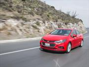 Chevrolet Cruze 2017 primer contacto en México