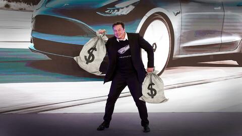 Tesla no gana con los autos, gana con la plata del estado