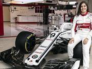 F1: Tatiana Calderón hará historia en México