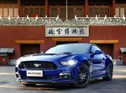 Ford Mustang fue el deportivo coupé más vendido del mundo durante 2015