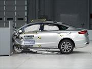Ford Fusion 2017 obtiene el Top Safety Pick+ del IIHS