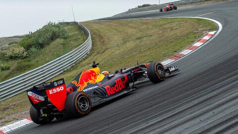 F1 2021 La vuelta a Zandvoort