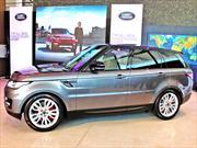 Nuevo Range Rover Sport inicia venta en Chile
