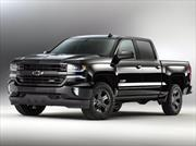 Chevrolet Silverado 1500 y Colorado Midnight Special Edition 2016, poder exclusivo