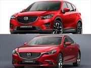 Mazda CX-5 y Mazda 6, con los mejores sistemas de prevención según IIHS