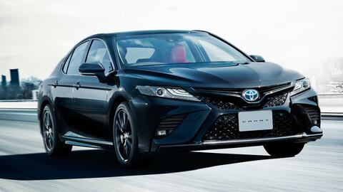 Toyota Camry Black Edition 202, modelo conmemorativo de 40 años