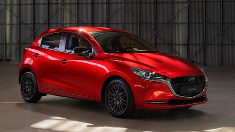 """Mazda2 sorprende en Colombia con la nueva versión """"Carbon Edition"""""""