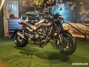 Benelli presenta su nuevo showroom junto a la nueva Leoncino 500
