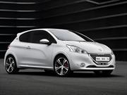 Peugeot 208 GTi se presenta en el Salón de París