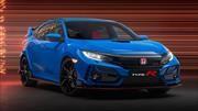 Honda Civic Type R llega a 2020 con cambio de imagen y un mejor desempeño