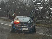 Tristeza: ya chocaron un BMW i8 antes de su llegada al mercado