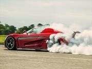Koenigsegg Regera sobresale en pruebas de choque