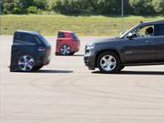 Sistemas de frenado automático reducen el número de accidentes
