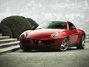 El Alfa Romeo Disco Volante by Touring gana premio en Villa d'Este