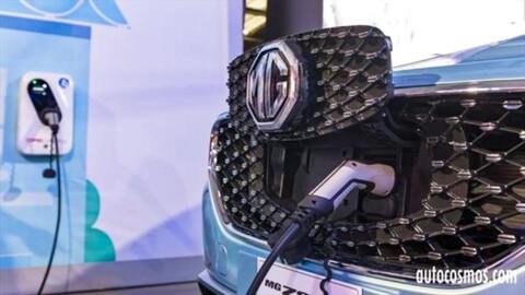 MG Motors prepara dos nuevos eléctricos para 2021