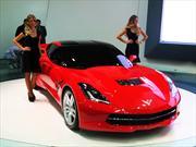 Chevrolet presentó el Corvette Stingray C7 en Buenos Aires