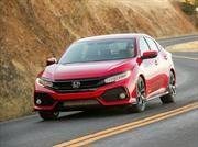 Honda Civic Hatchback 2018: Precios y versiones