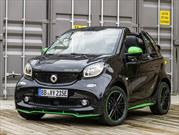 smart fortwo y forfour electric drive 2017, 100% eléctricos