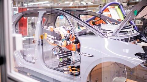 Volkswagen inaugura una planta de ensamble en Ghana