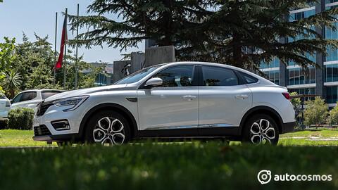 Exclusivo: Manejamos el nuevo Renault Arkana