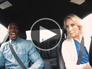 Video: La cita a ciegas con un Ford Mustang 2015 y una stunt driver